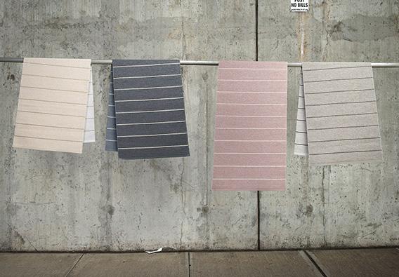 Tappeti e cuscini prodotti a mano dai designer svedesi
