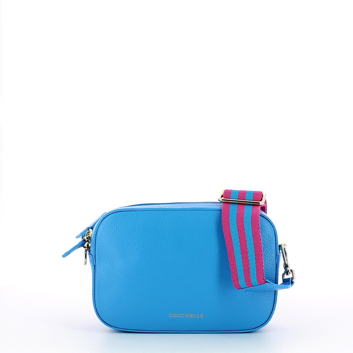 MINI MINI BAG SIGNAL BLUE