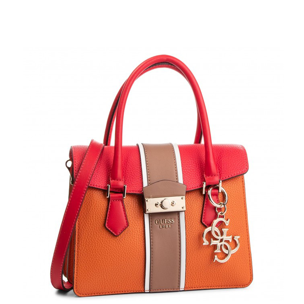 LA HIP SMALL FLAP SATCHEL RML