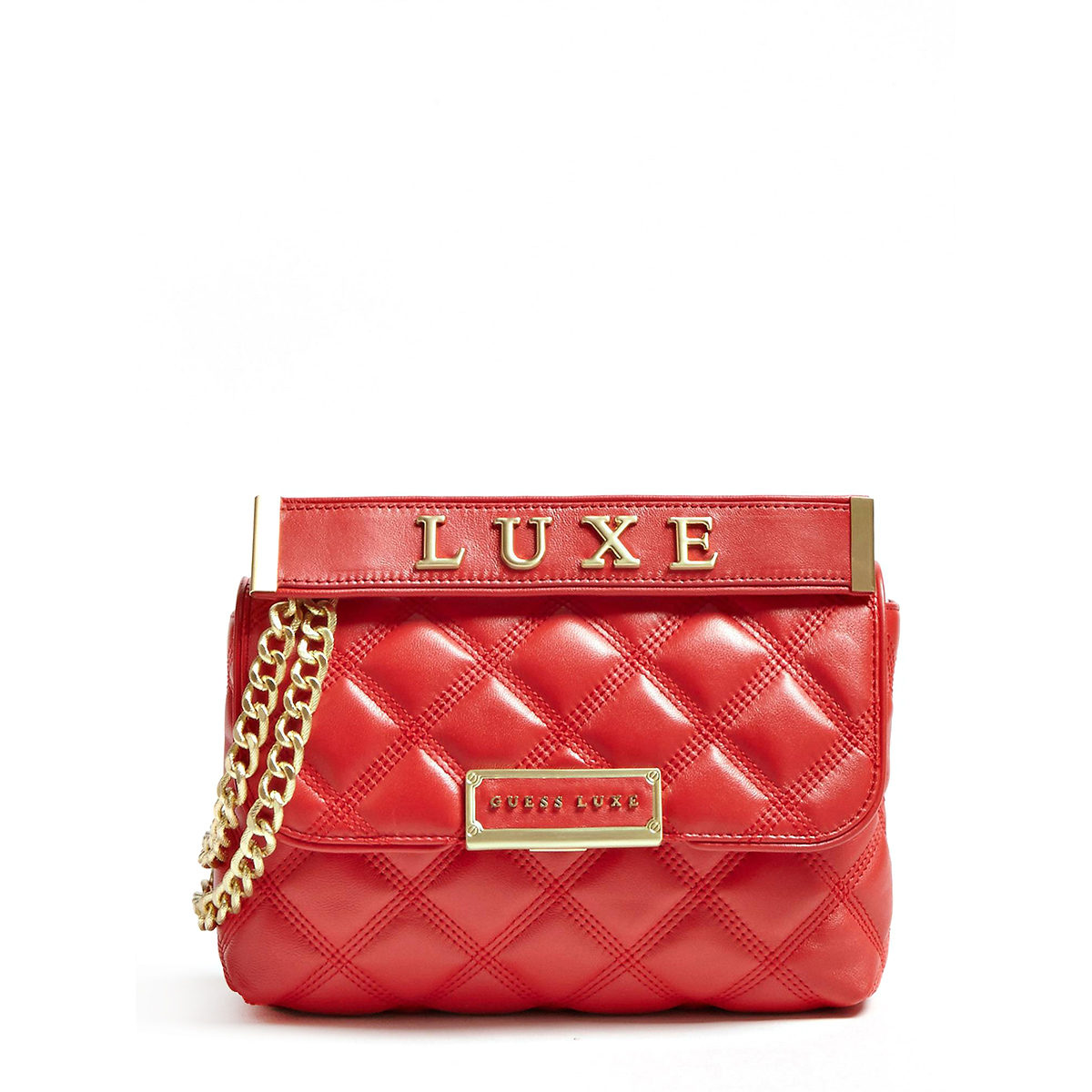 CHERIE CROSSBODY FLAP RED