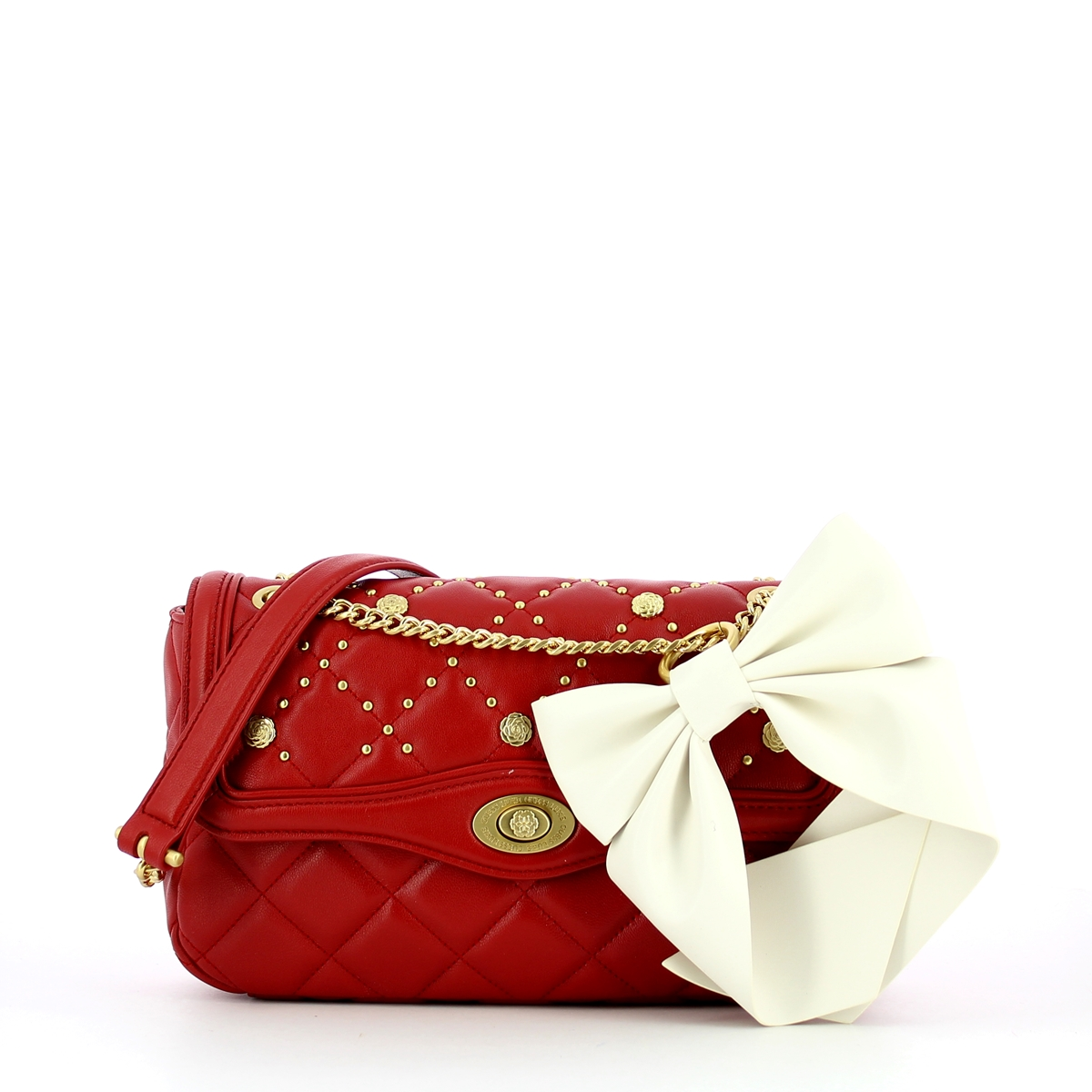 SANDY CROSSBODY FLAP RED