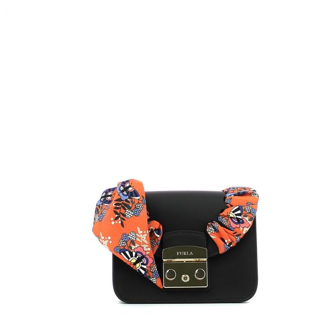 design innovativo 4bbe0 e2a60 Mini borsa bandoliera Metropolis Seta