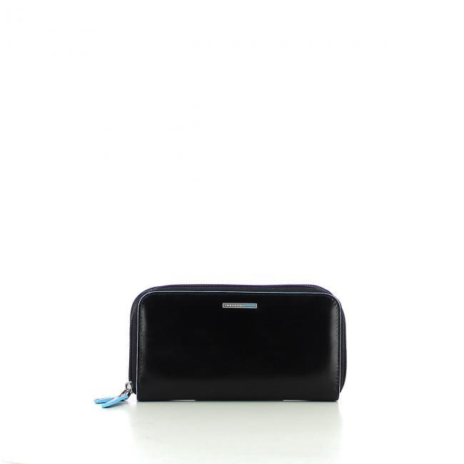 f9edad5e6a Portafogli Donna Blue Square Piquadro | Bagalier.com