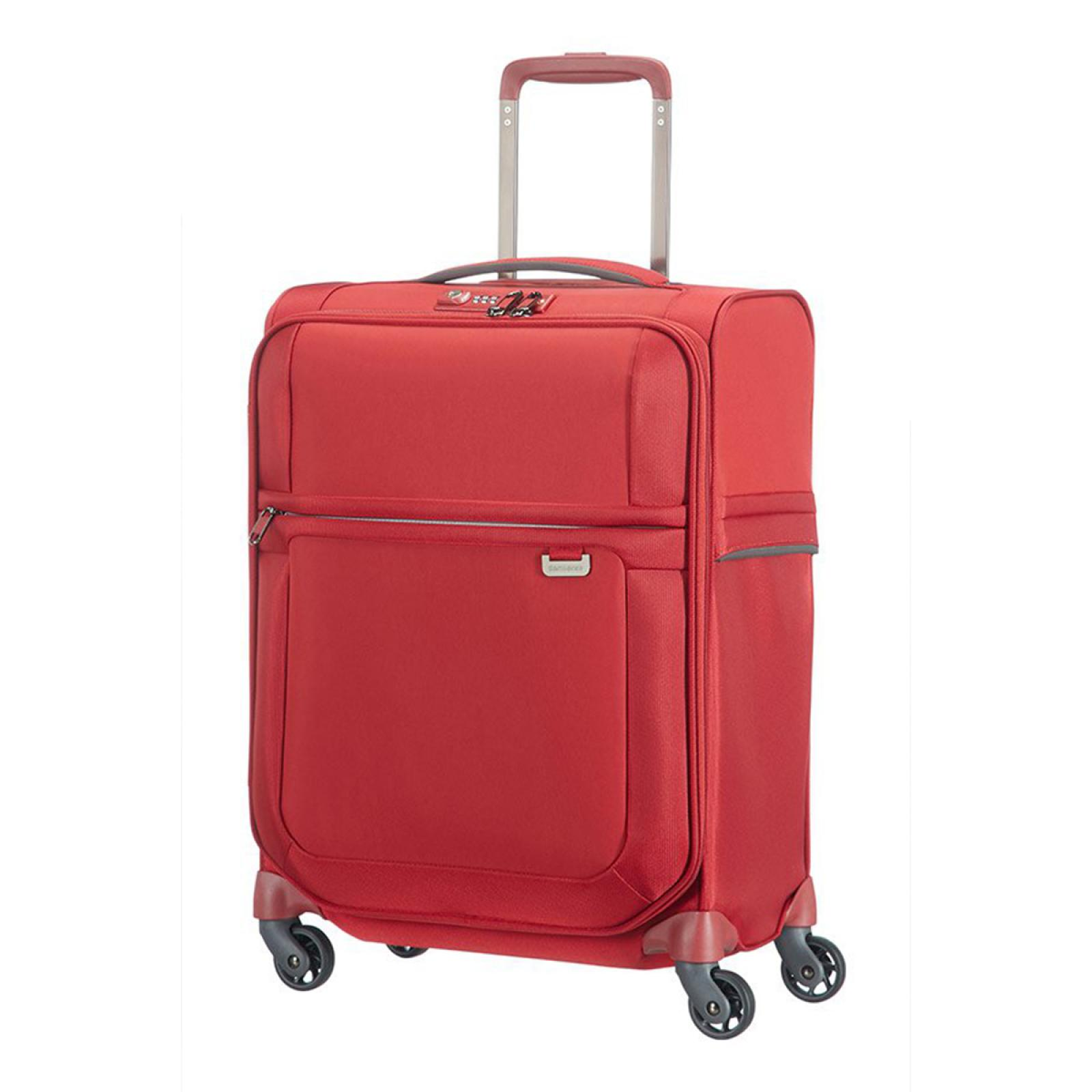Bagaglio a Mano Uplite Spinner 55 cm - RED