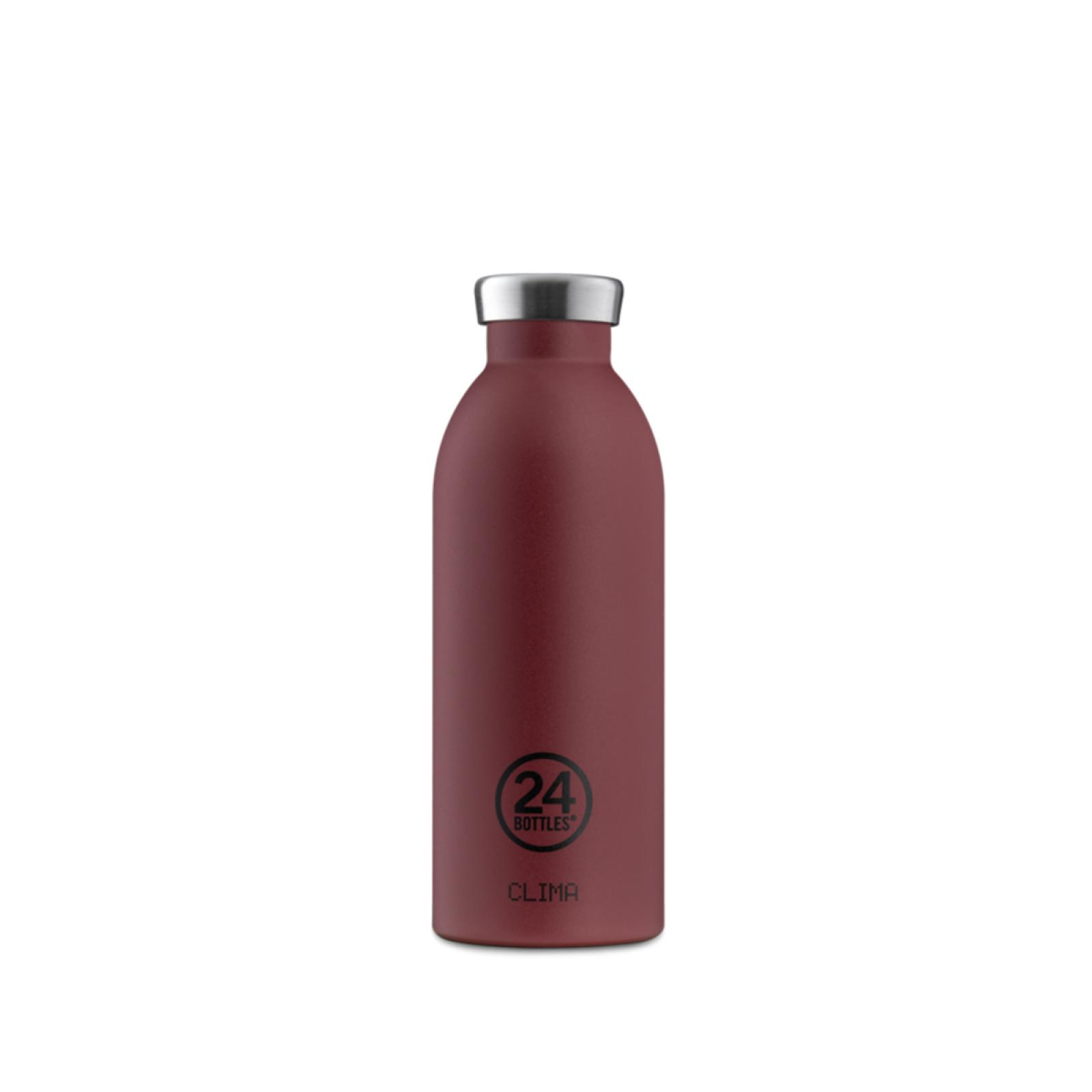 24BO Clima Bottle Heart Country Red 500 ml - 1