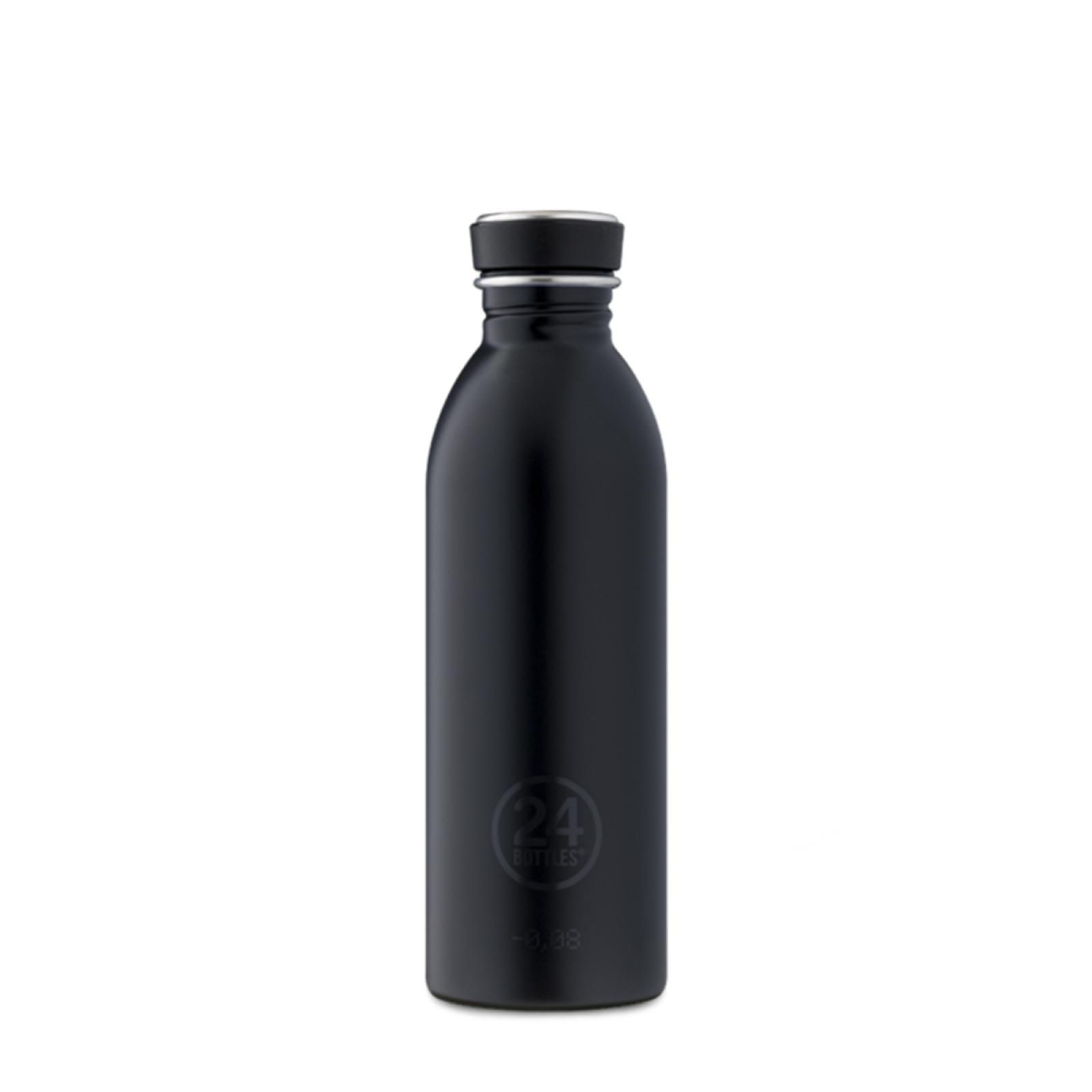 24BO Urban Bottle Black 500 ml - 1