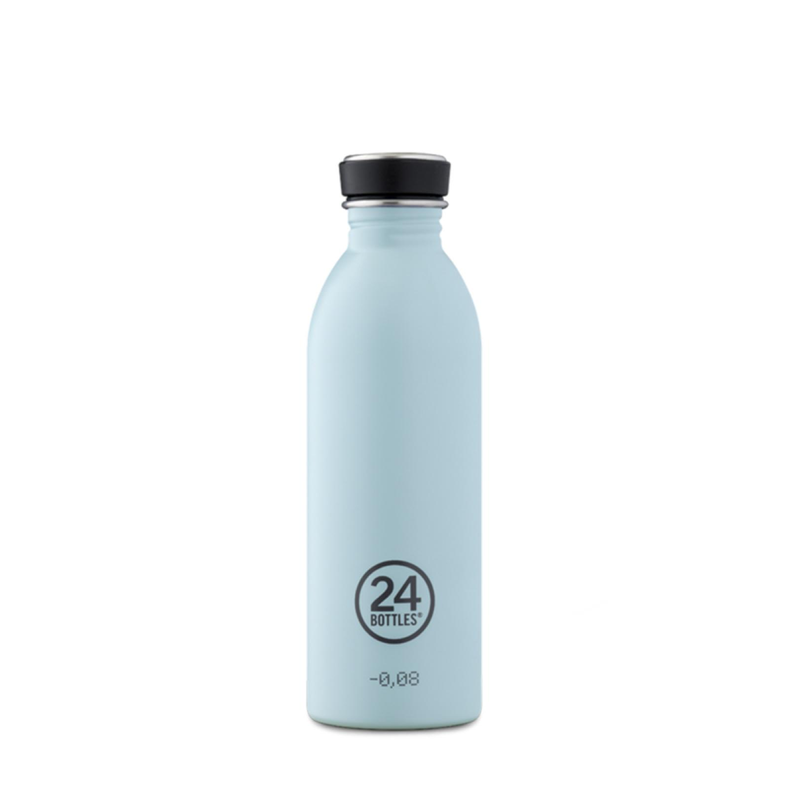 24BO Urban Bottle Cloud Blue 500 ml - 1