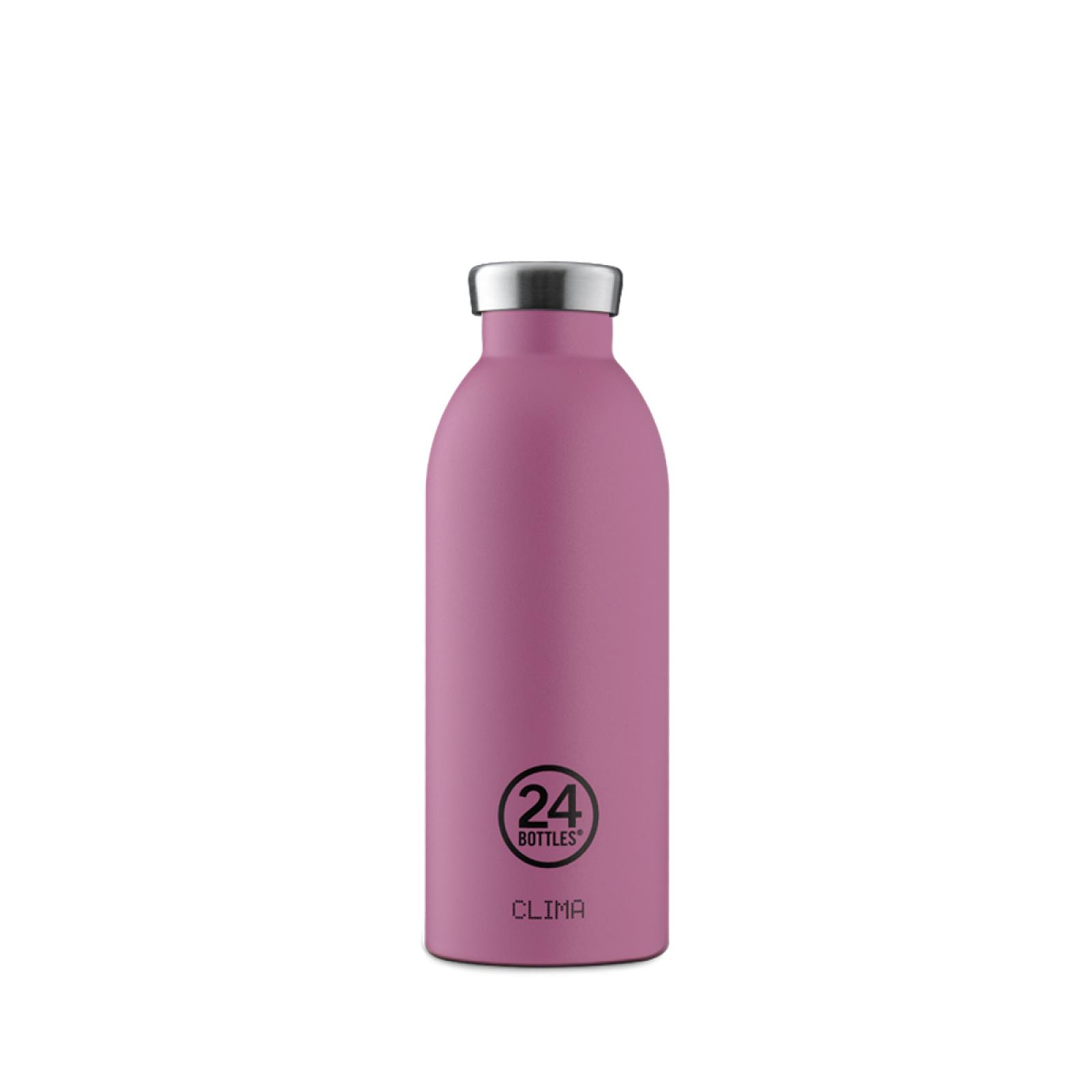24 Bottles Clima Bottle Mauve 500 ml - 1