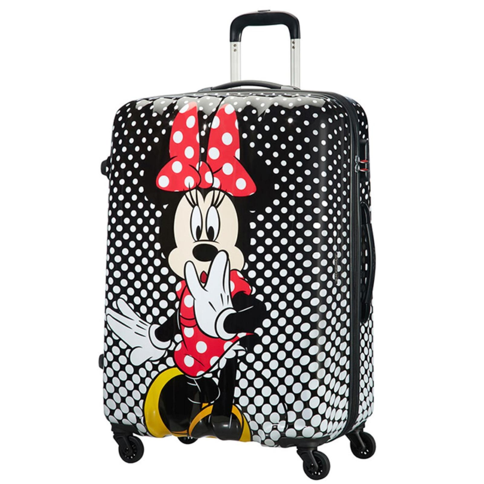American Tourister Large Trolley 75/28 Disney Legends Spinner - 1
