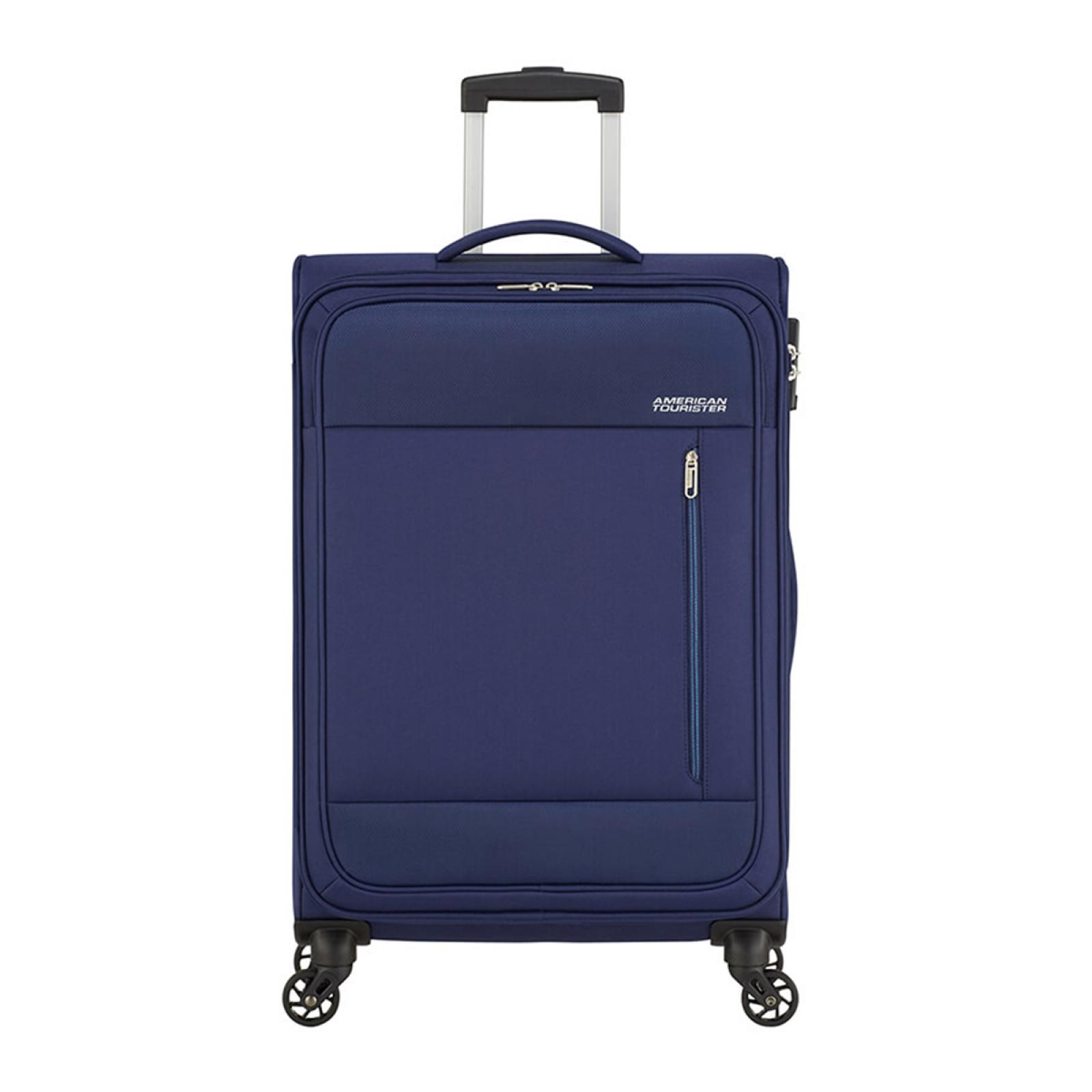 American Tourister Trolley Medio Heat Wave 68 cm - 1
