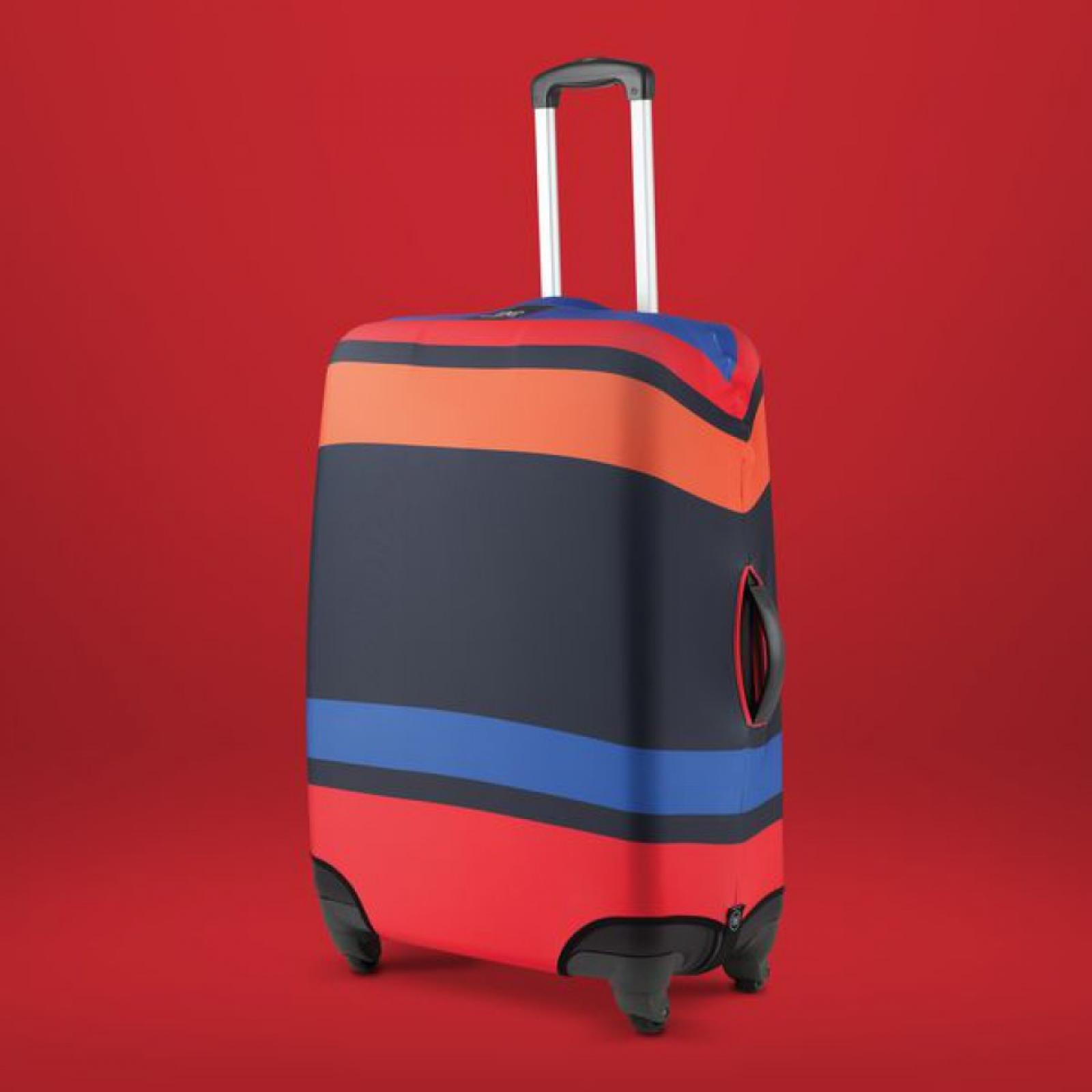 COVER TROLLEY 60/80CM COLOR BLOCKING