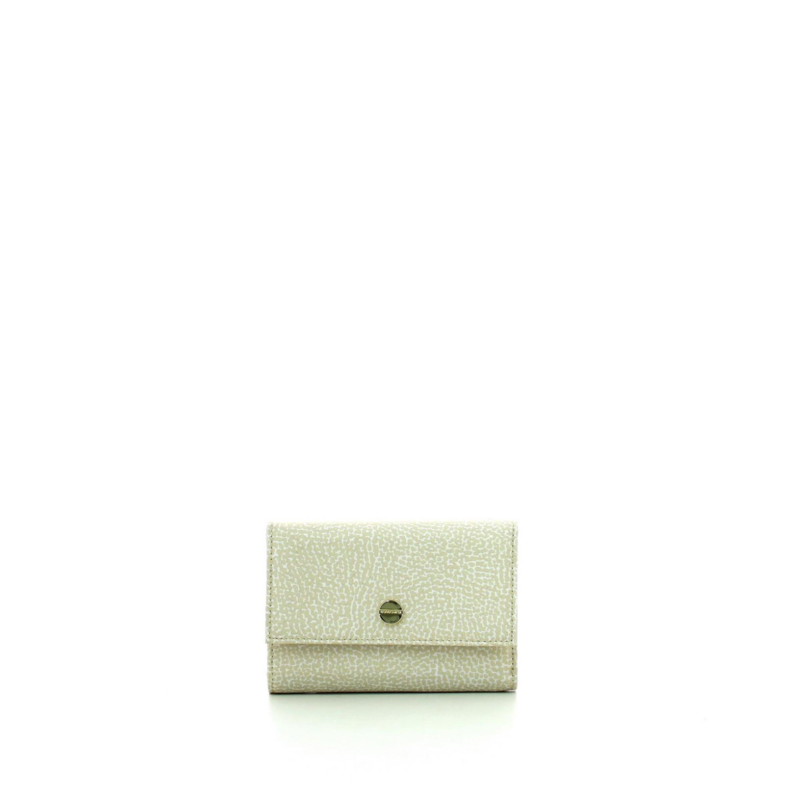 Woman Wallet Jet with coin purse-CREAM-UN