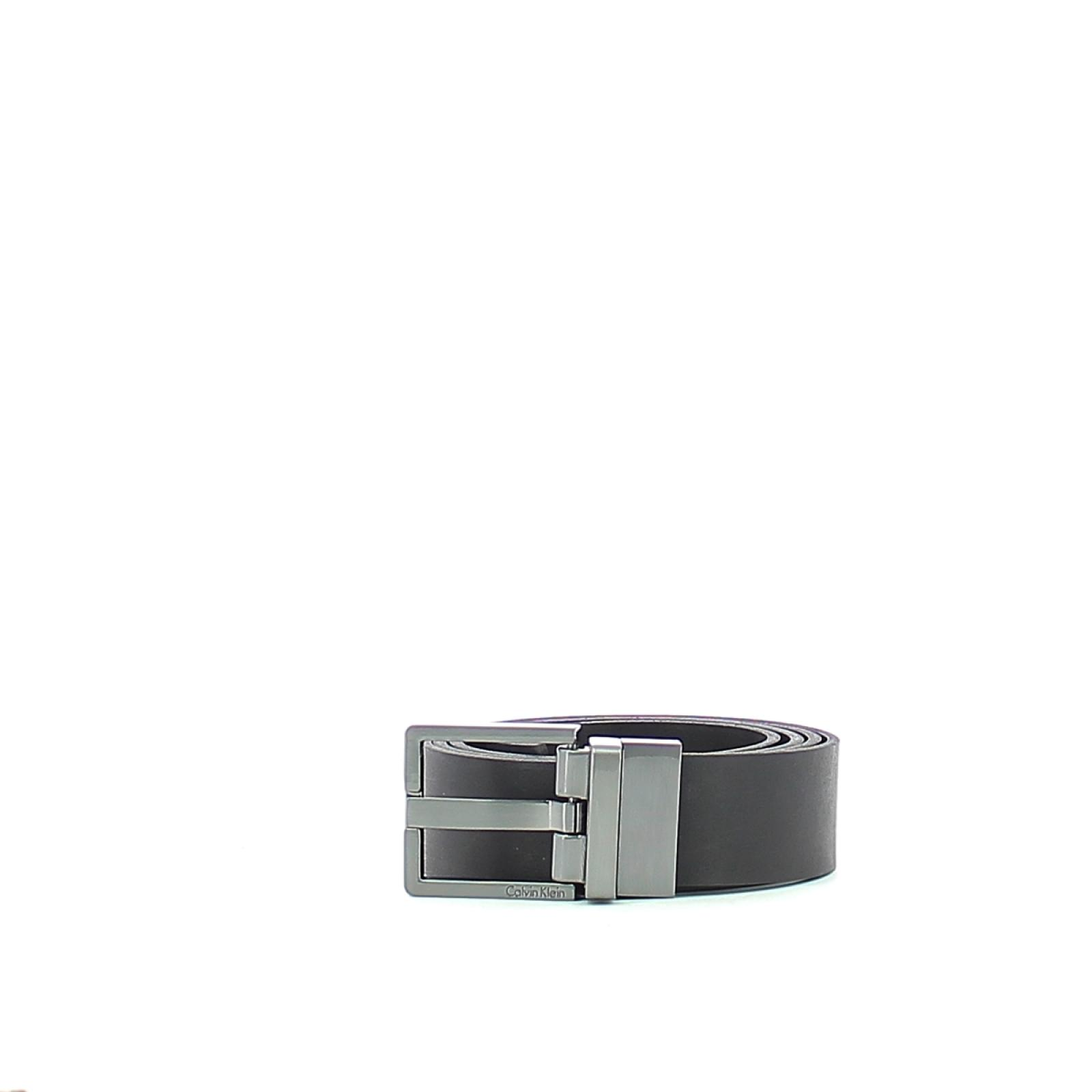 Leather Belt Casual Reversible-BLK/BRW-125