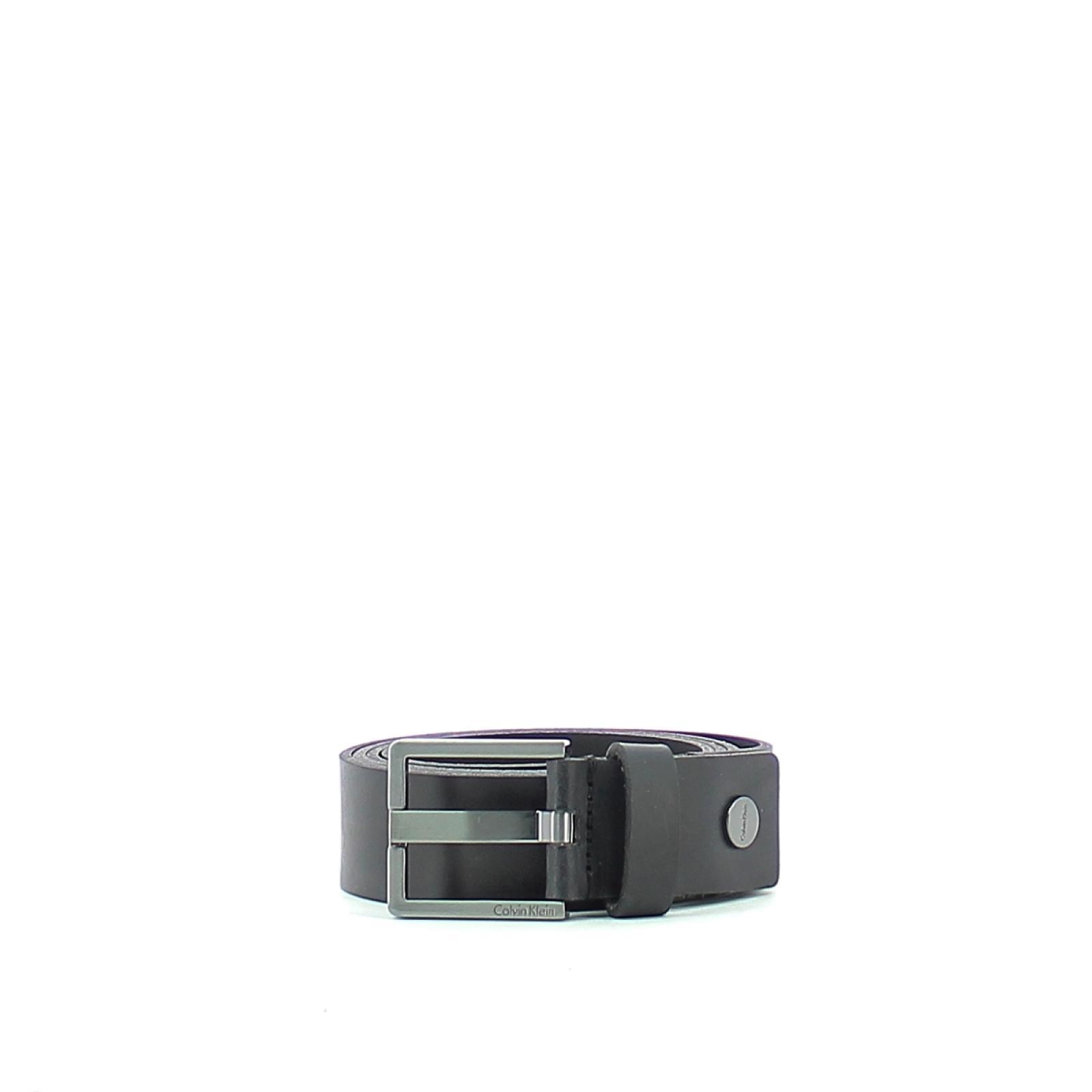 Leather Belt Casual-BLACK-125