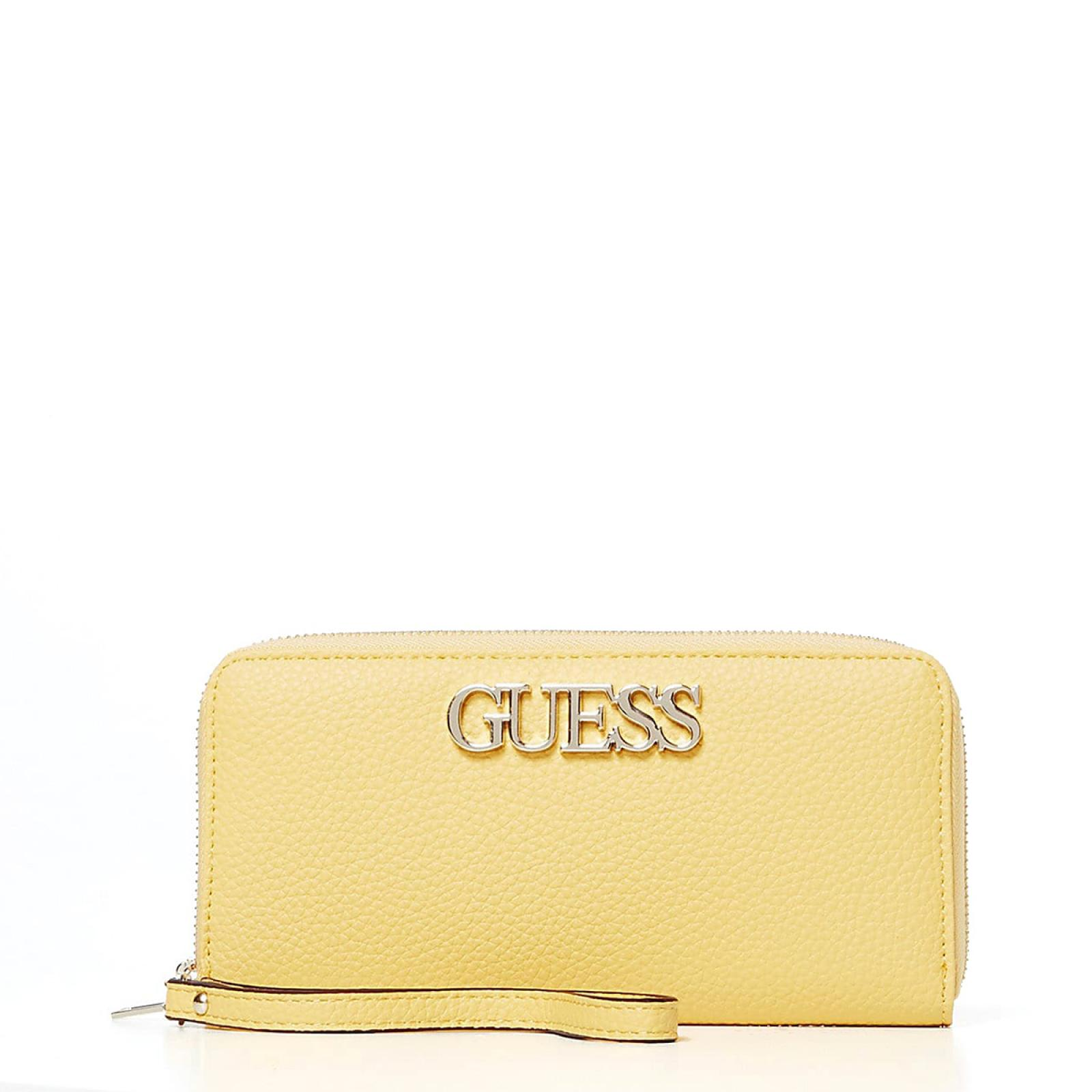 Guess Portafoglio Uptown Chic Large Zip Around - 1