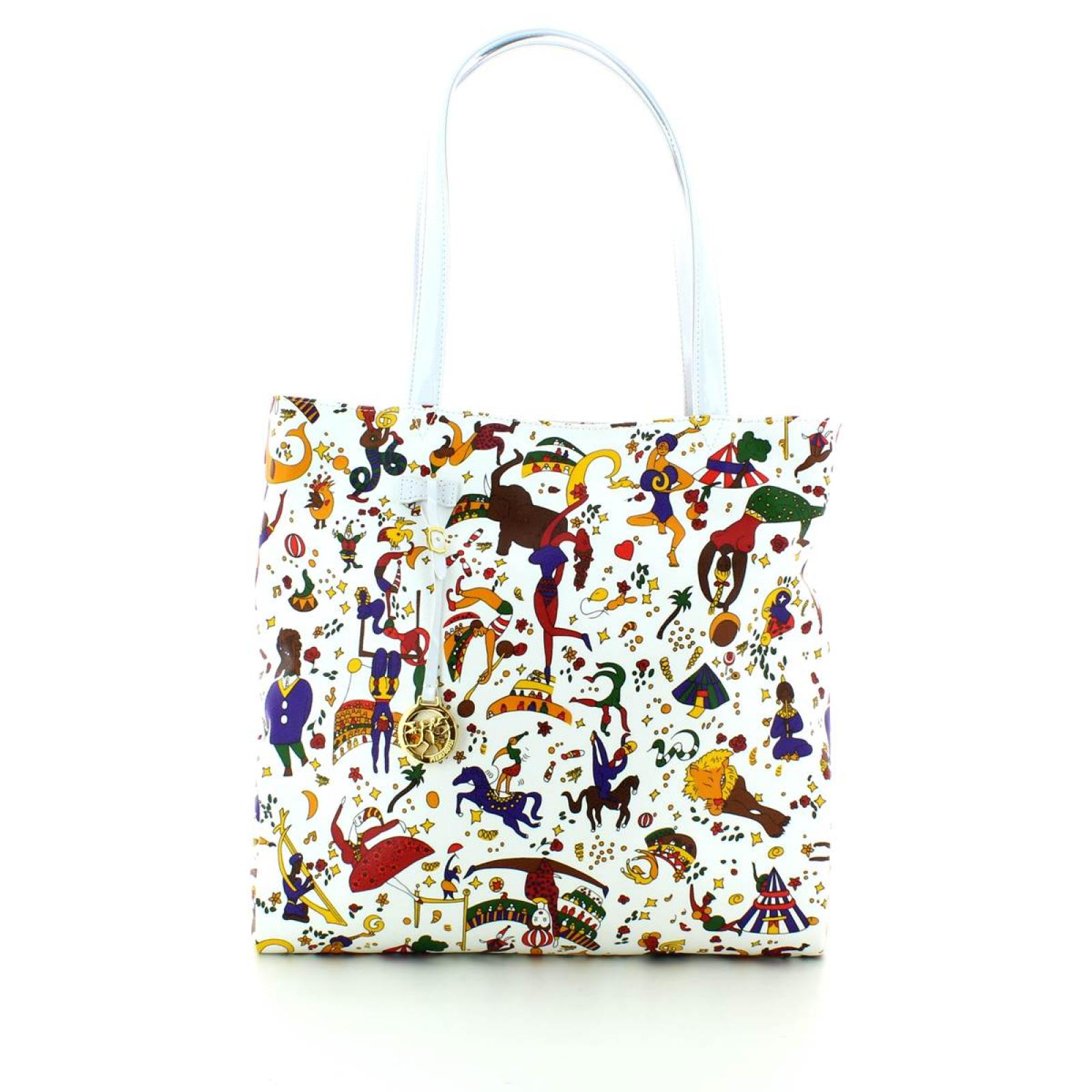 TOTE BAG MAGIC CIRCUS SOFT 21H824030