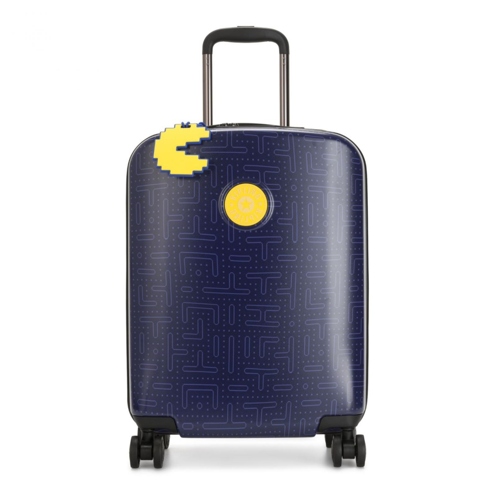 Kipling Bagaglio a mano Carry on Curiosity S Pac Man - 1