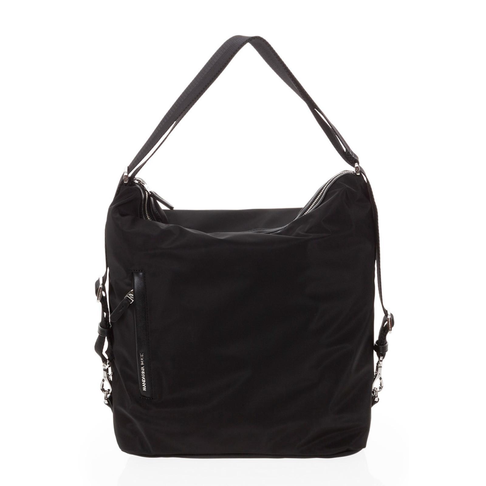 Mandarina Duck Hobo Bag Hunter Black - 1