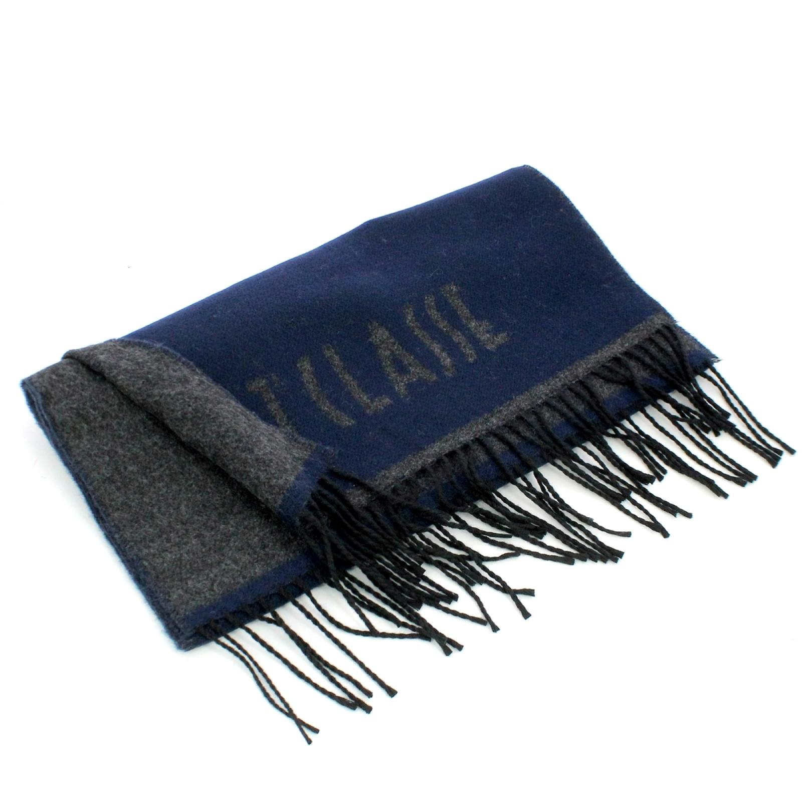 Alviero Martini 1a Classe Unisex Scarf with Logo - 1
