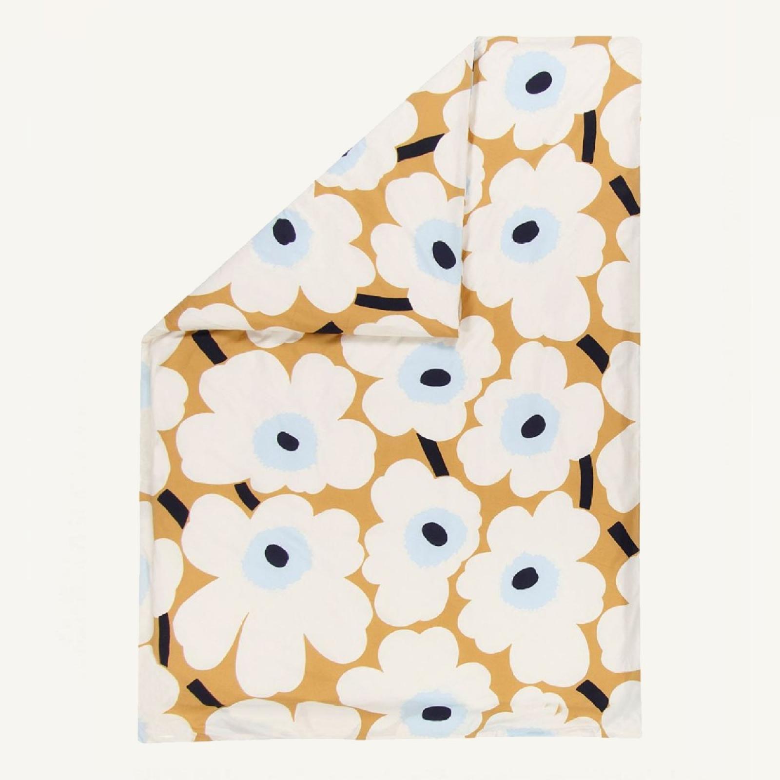 Marimekko Unikko Copripiumino Singolo 150x210 cm - 1