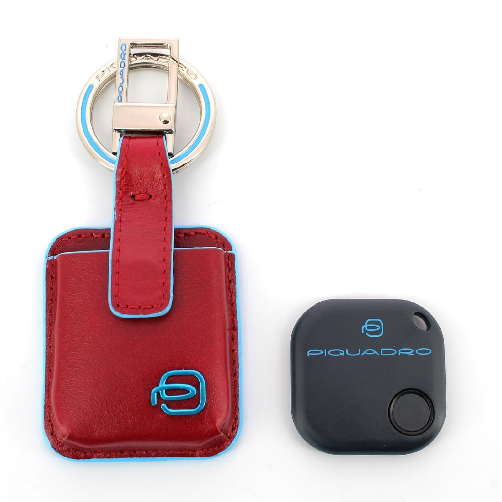 Keyholder Connequ Blue Square-ROSSO-UN