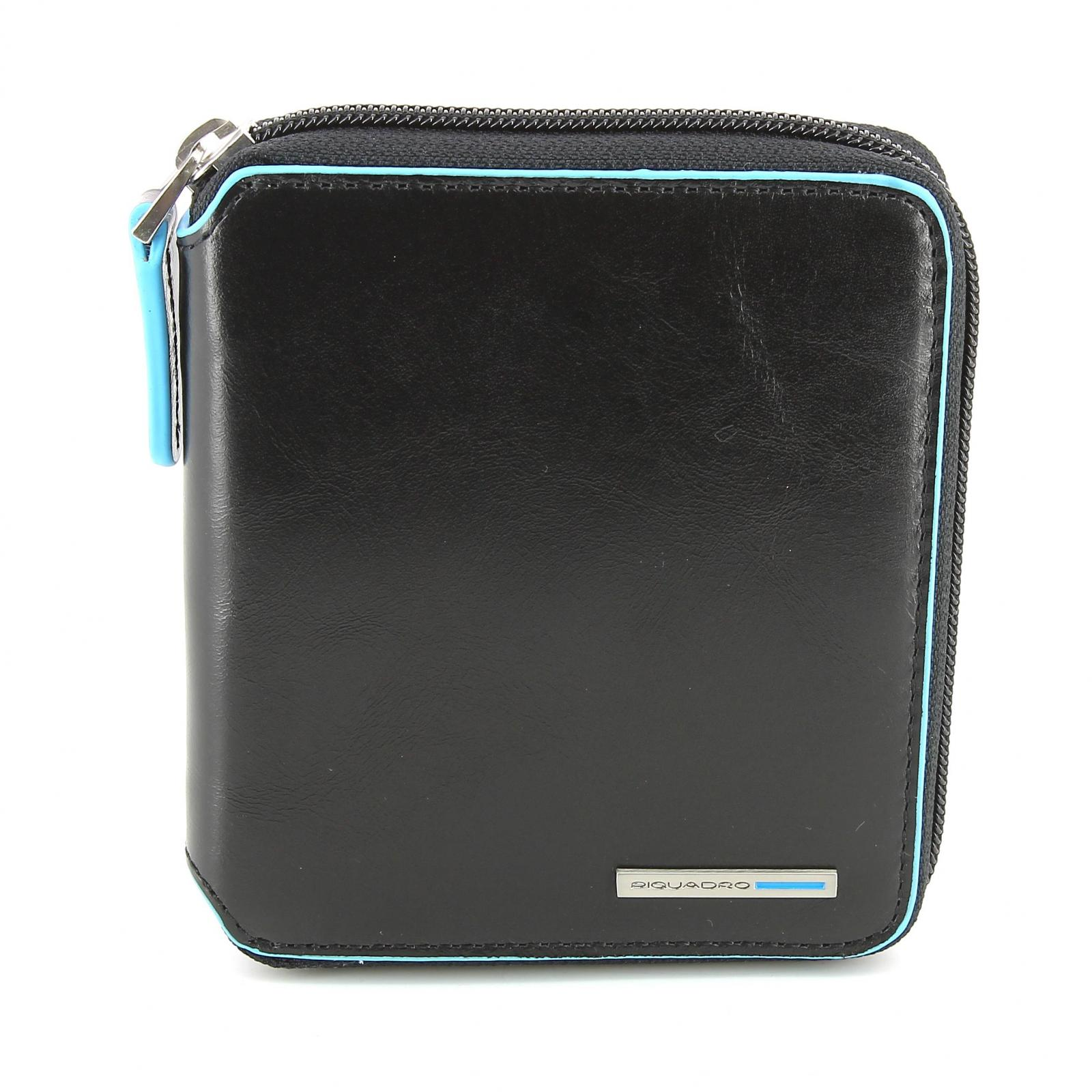 Blue Square Wallet B2