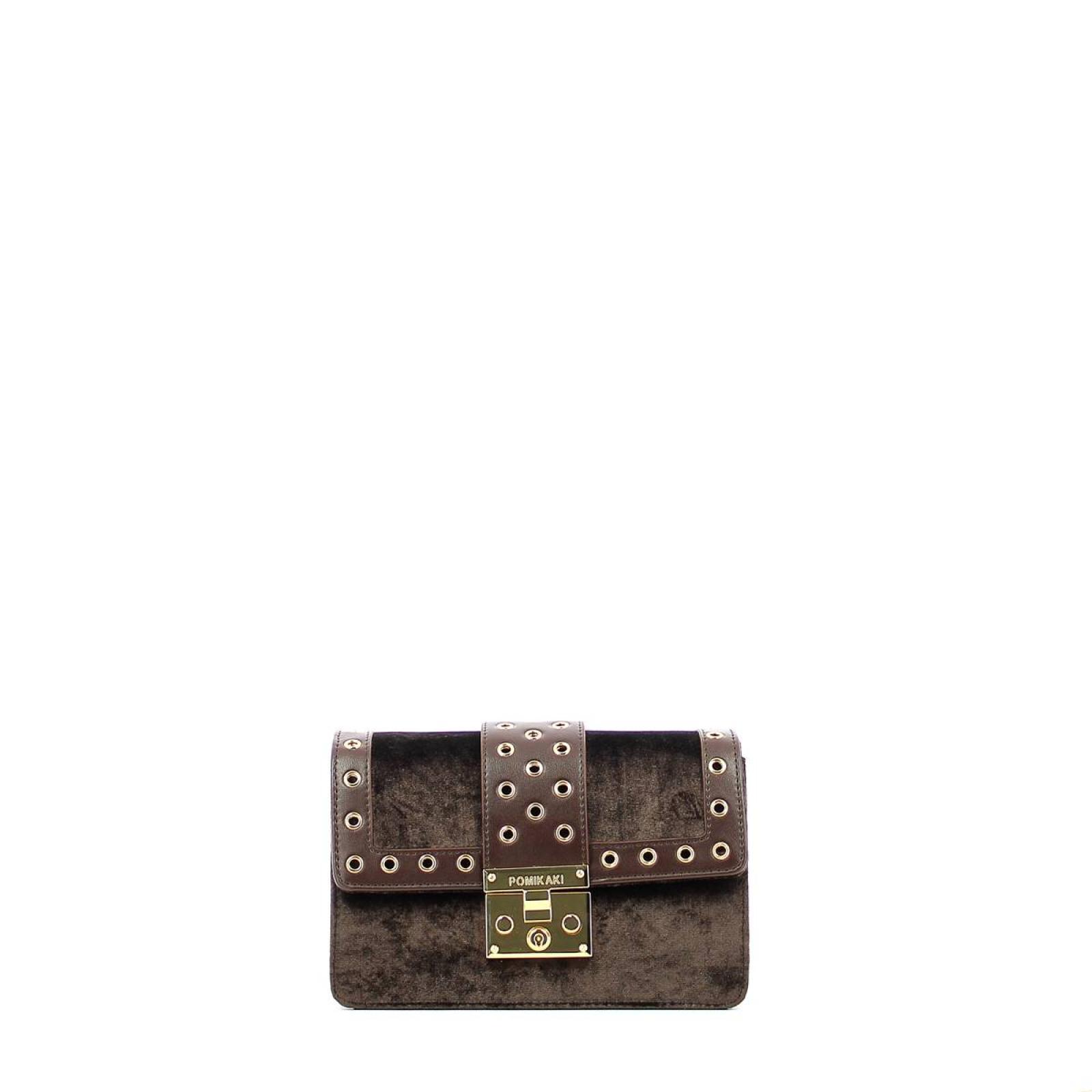 Crossbody Bag Camelia-BROWN-UN