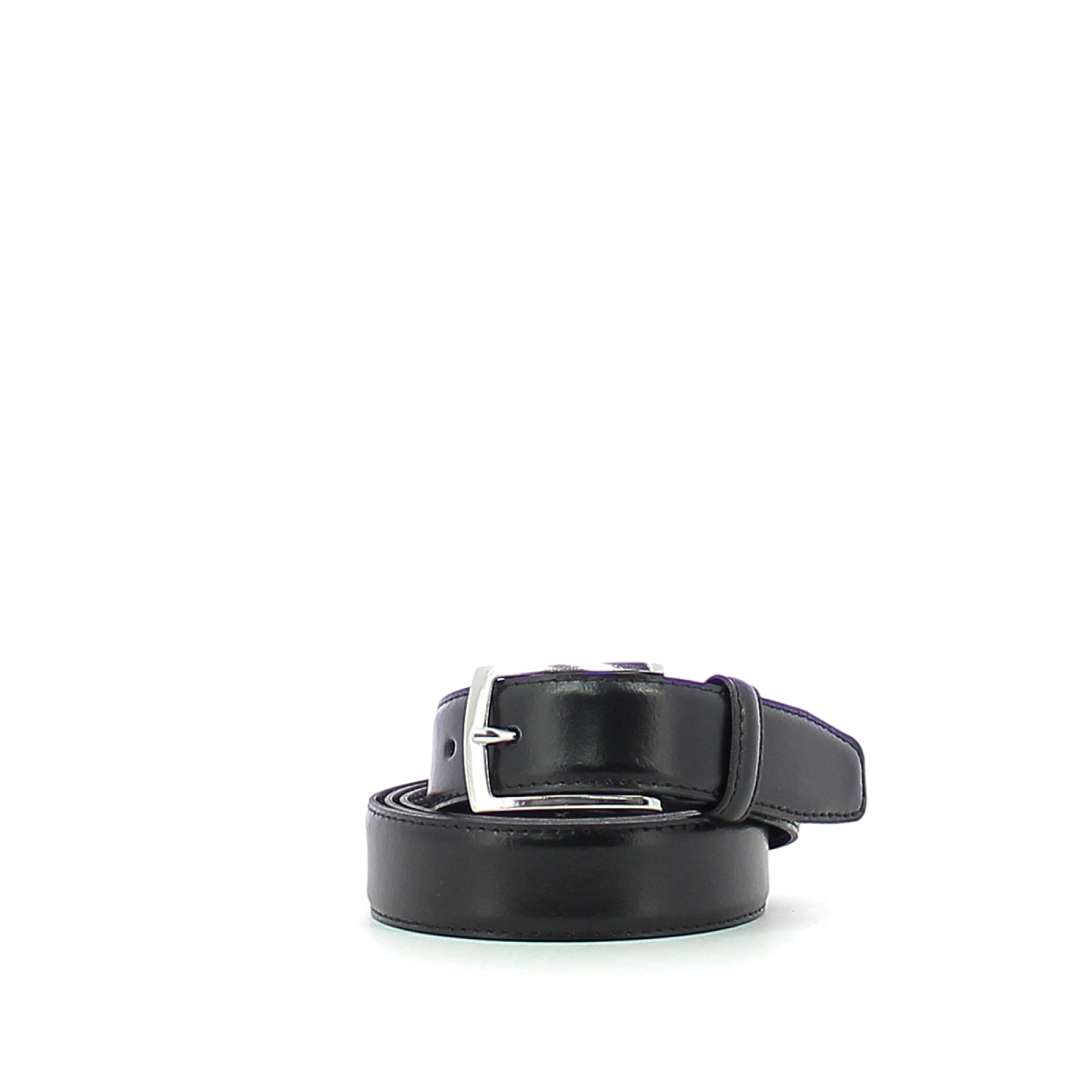 Belt Soave Matt-BLACK-L