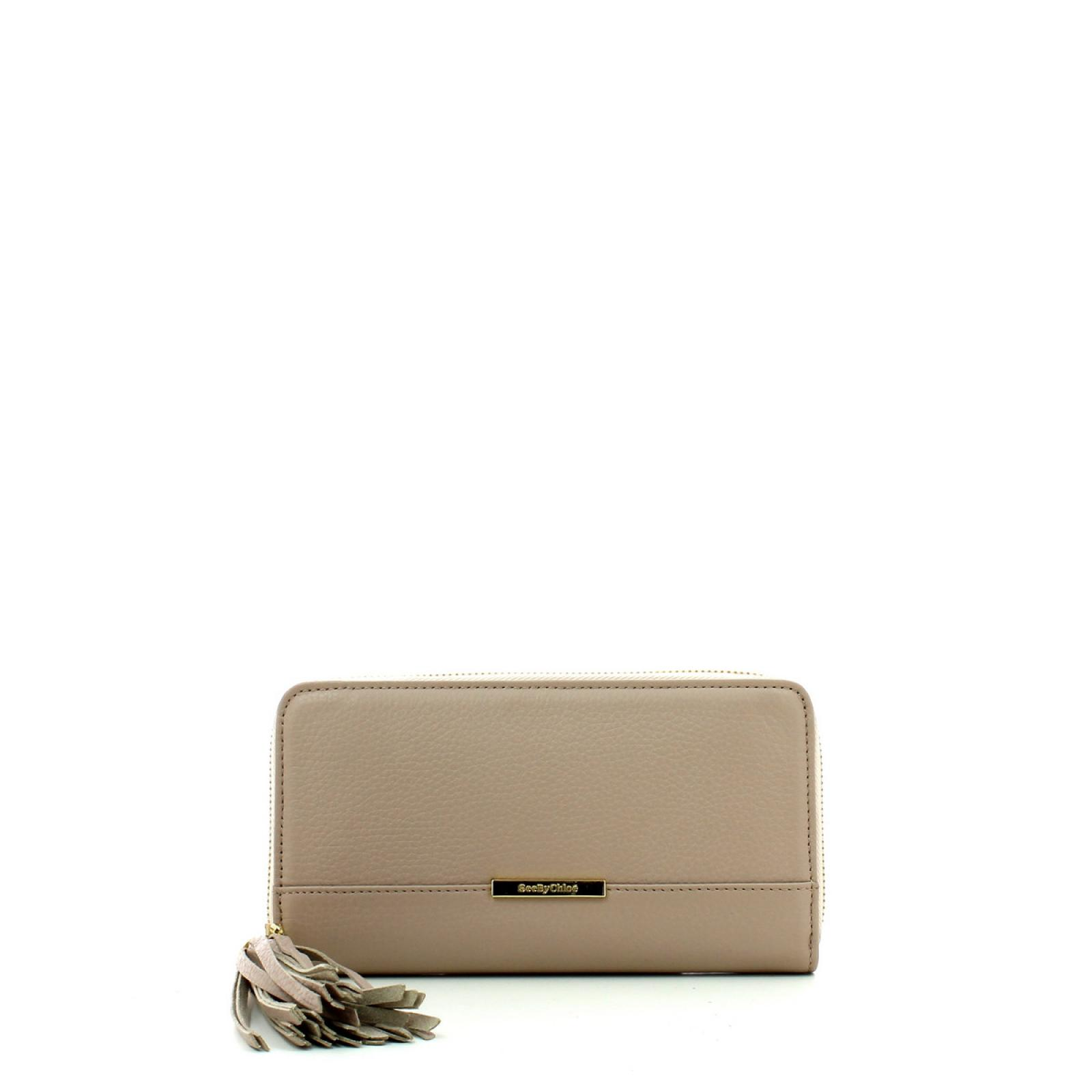 Smart Zipped Wallet Vicki-WGREY-UN