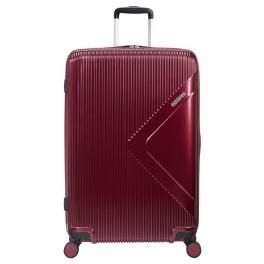 Trolley Grande 78/29 Exp Modern Dream Spinner - WINE/RED