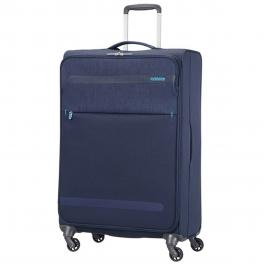 American Tourister Trolley Grande Herolite Lifestyle Spinner 74 cm - NAVY