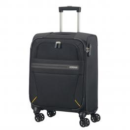 Cabin Trolley Summer Voyager Spinner 55 cm - VOLT/BLACK