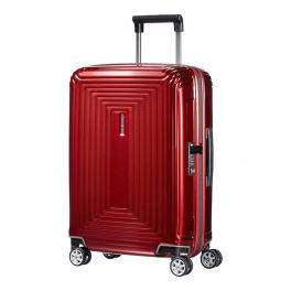 Bagaglio a mano Neopulse Spinner 55 cm - MET.RED