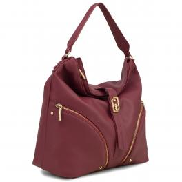 Hobo Bag con zip - 2