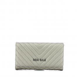Jewel wallet clutch with crossbody - 1