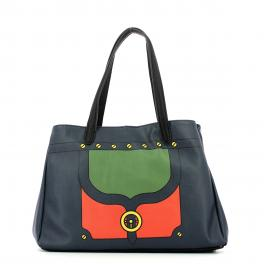 Grafic Pocket Shoulderbag - 1