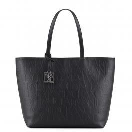 Armani Exchange Shopping Bag logata - 1
