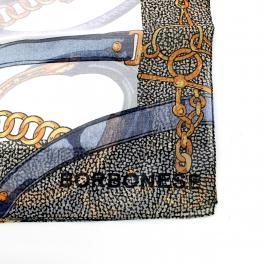 Borbonese Foulard in seta 70x70 - 1