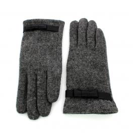 Wool gloves Valerie-FUME-L