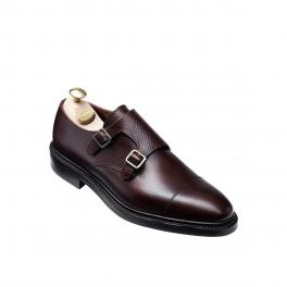 Crockett and Jones Harrogate Monk Strap - 1