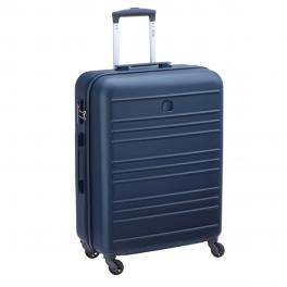 Medium Trolley Carlit Spinner 66 cm-BLU-UN