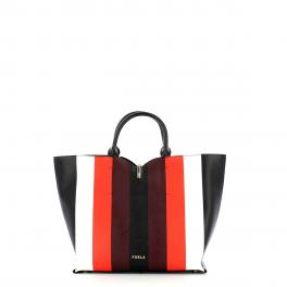Furla Borsa a mano Ribbon M Stripes 1055903 - 1