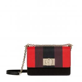 Furla Mini borsa Bandoliera 1927 Stripes 1056901 - 1