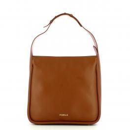 Furla Hobo Bag M Ester Cognac - 1