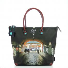 Shopper Stella L Trip-TUNNEL-UN