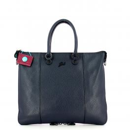 Gabs Borsa Week Plus M Deer Black Blu - 1