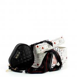 Gaelle Pochette Cuore con Foulard Limited Edition - 1