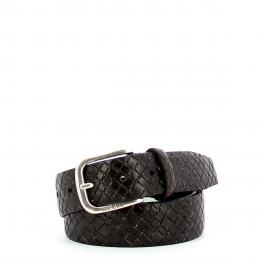Guess Men belt braid effect - 1
