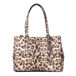 Guess Carys Carryall Leopard - 1