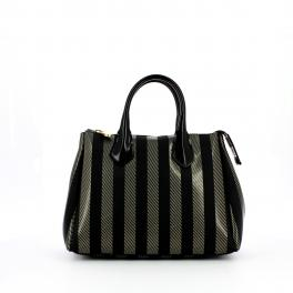 Gum Gianni Chiarini Borsa a mano Fourty M Stripes - 1